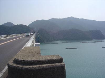 ブルー・ライン 片上大橋