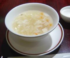 娘娘・中華スープ
