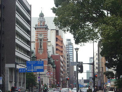 ジャックの塔(横浜開港記念会館)